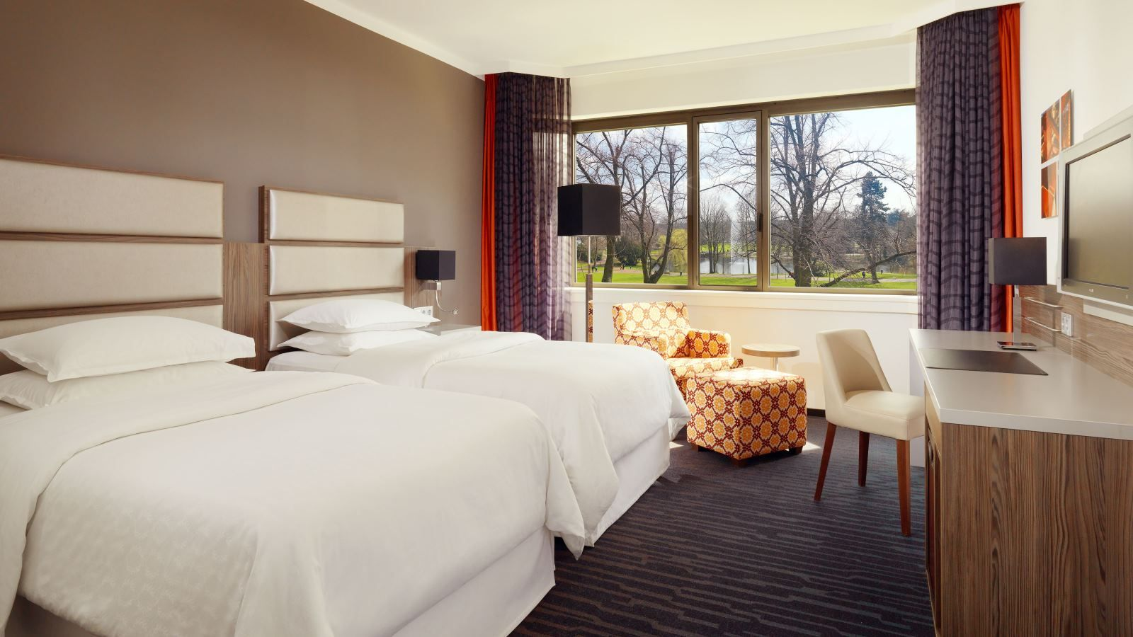 Superior room | Sheraton Essen