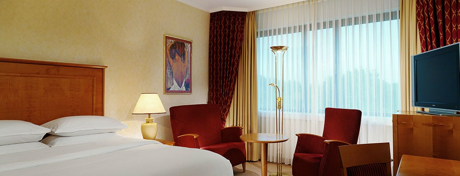 Superior Park View Room | Sheraton Essen Hotel