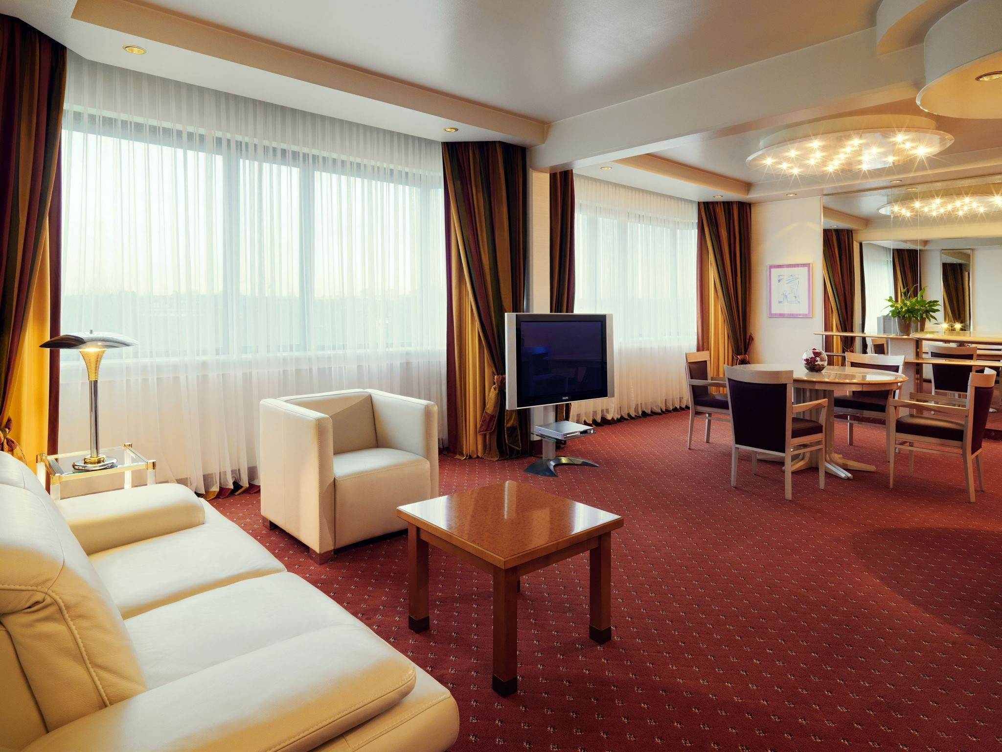 City Hotel Essen Suite