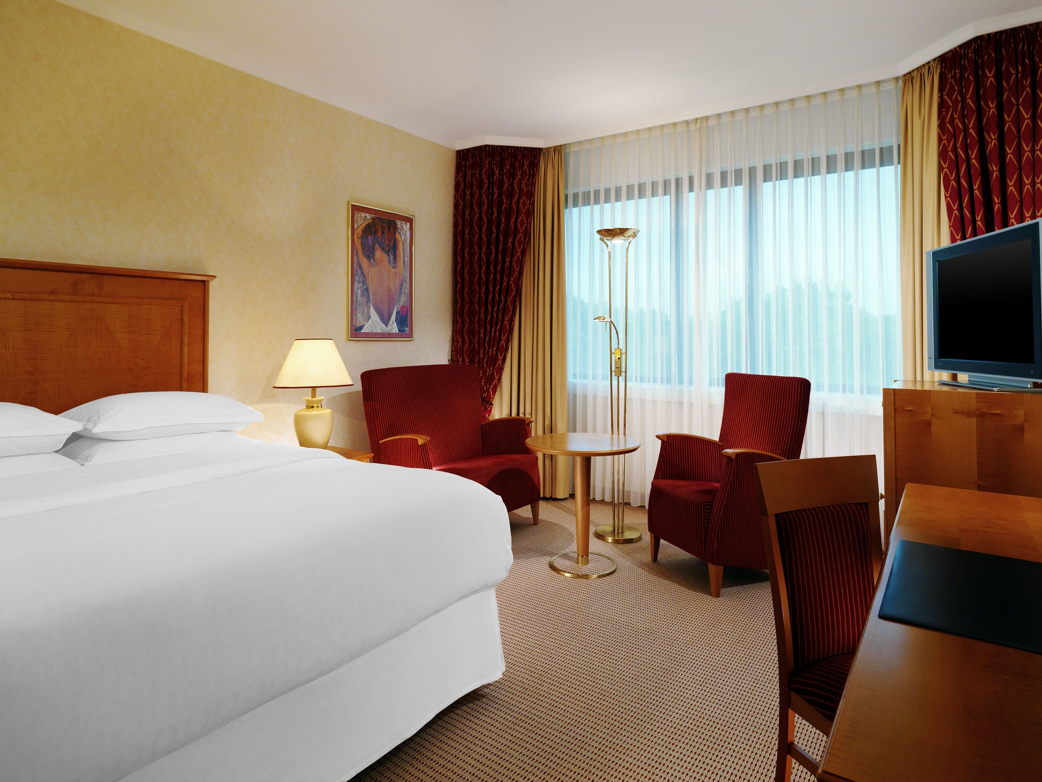 Hotel Essen Germany: Room City View
